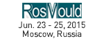 RosMould Jun. 23 - 25, 2015 Moscow,Russia