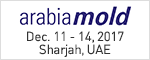 arabiamold Dec. 11 - 14, 2017 Sharjah, UAE