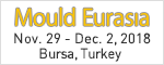 Mould Eurasia Nov. 29 - Dec. 2, 2018 Bursa, Turkey