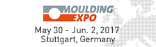 Moulding Expo May 30 - Jun. 2, 2017 Stuttgart, Germany