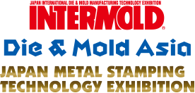INTERMOLD2018/Die & Mold Asia 2018/Japan Metal Stamping Technology Exhibition 2018
